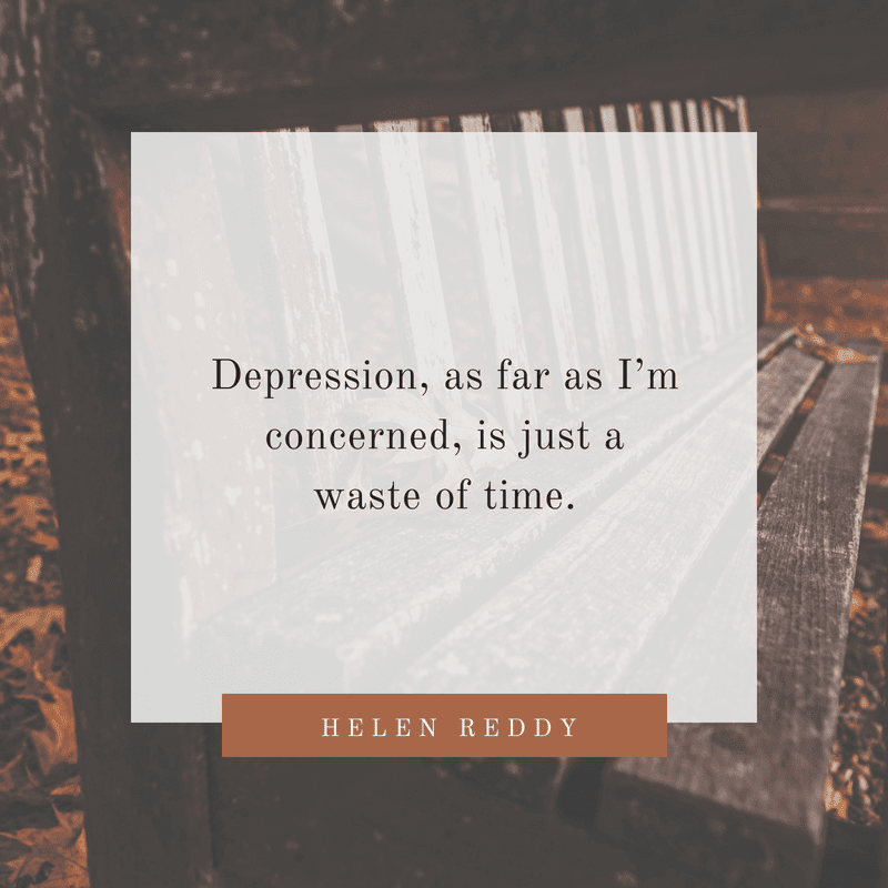 Quotes to Help with Depression