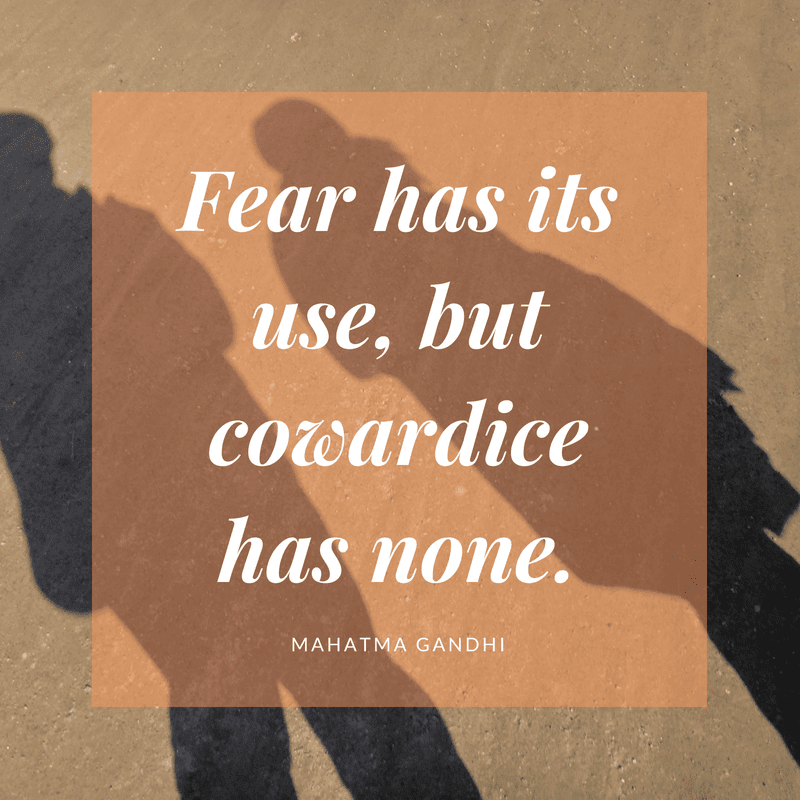 Fear has its use but cowardice has none. - 50 Facing Fear Quotes that Help You to be Brave (FOR ANY SITUATIONS)