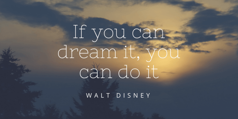 Disney Quotes About Dreams