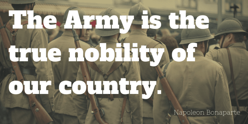 Military Quotes | 30 Military Quotes To Appreciate Their Sacrifice Quote Kind