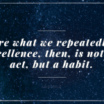 Aristotle Excellence Quotes