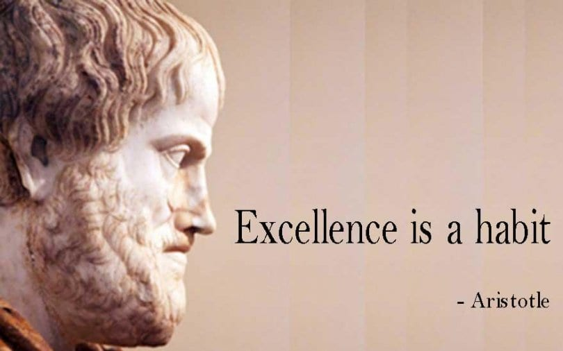 5 810x506 - 26 Aristotle Excellence Quotes You Have to Remember for Success