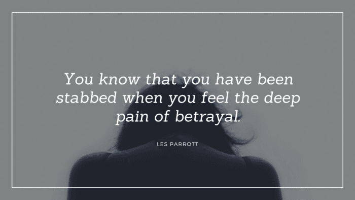You know that you have been stabbed when you feel the deep pain of betrayal. - 23 Quotes About Backstabbing Friends Ideas | Motivational and Inspirational Quotes