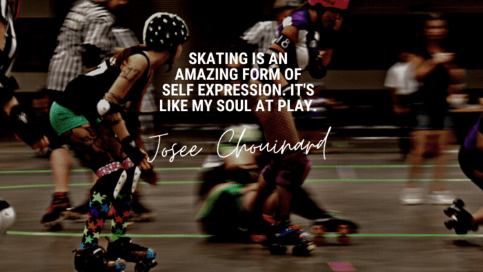 Skating is an amazing form of self expression. Its like my soul at play. - 27 Quotes About Skating to give You Inspiration and Motivation